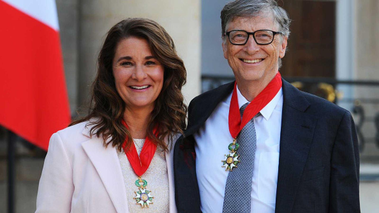 """Melinda Gates: """" Hãy làm điều mà bản thân cảm thấy thoải mái nhất"""""""