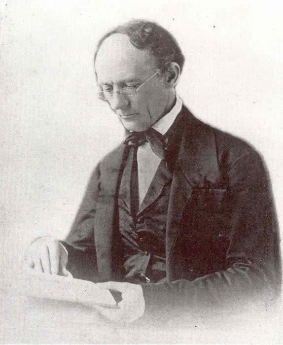 Revolutionary teachers: William McGuffey