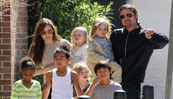 Brangelina Family