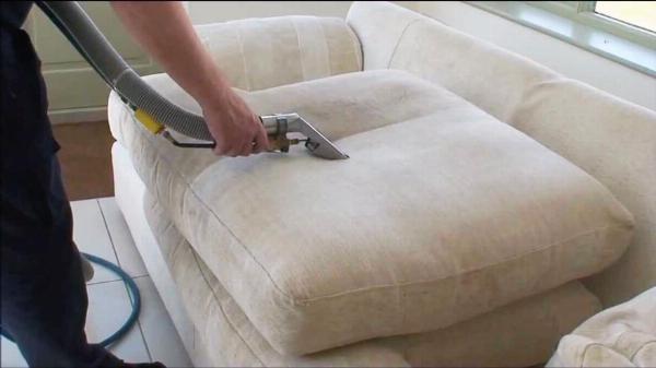 Giặt sofa vải nỉ