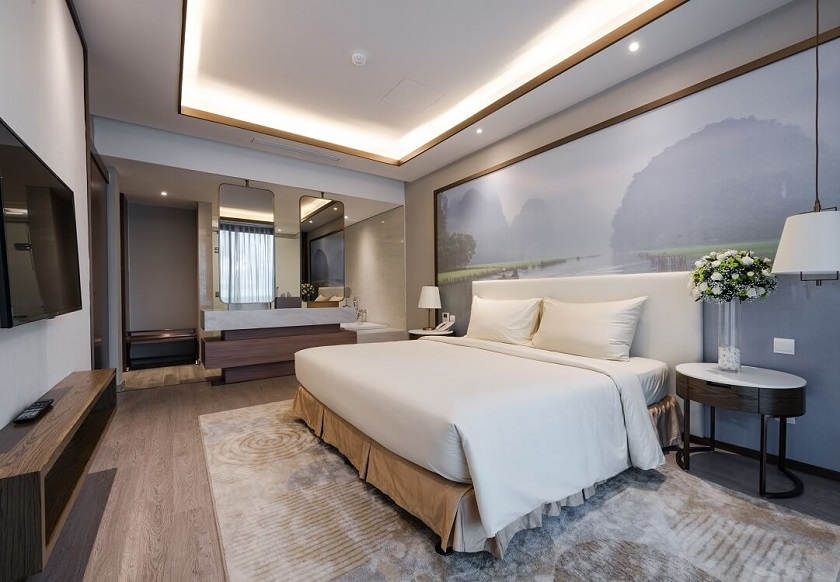 phòng Grand Suite FLC Sầm Sơn