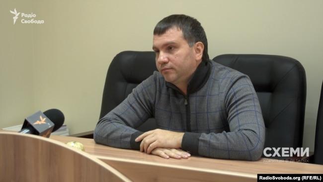 Голова Окружного адміністративного суду Києва (ОАСК) Павло Вовк