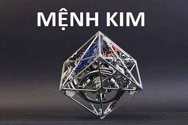 Phong thủy của người mệnh Kim
