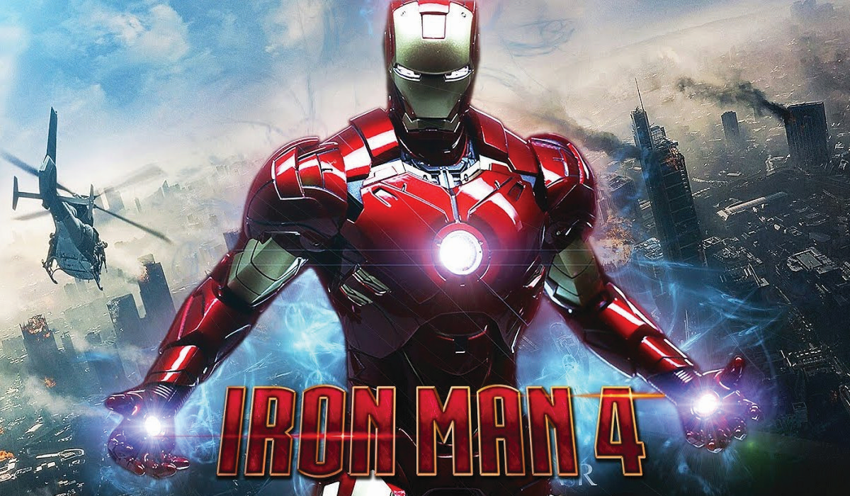 Iron Man 4 will appear in MCU phase 4