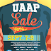 UAAP Sale at SM Metro Manila malls