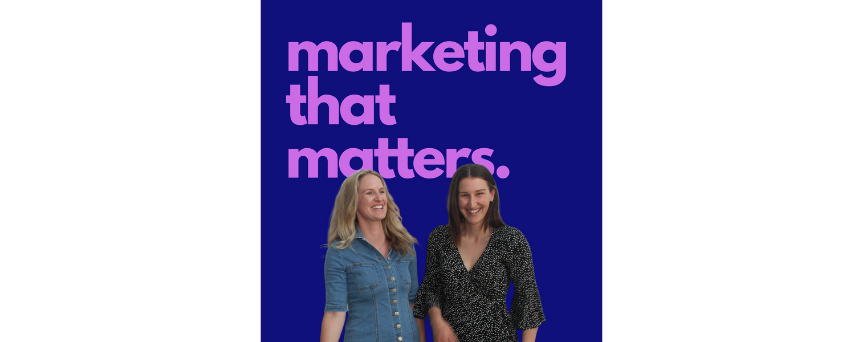 Marketing That Matters Podcasts logo