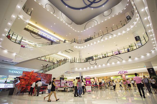 Khám phá quy mô trung tâm thương mại Nguyễn Kim Hải Phòng