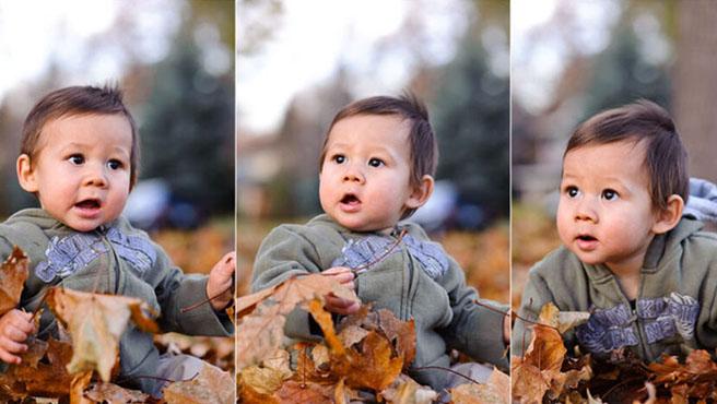 ژست عکاسی از کودکان
