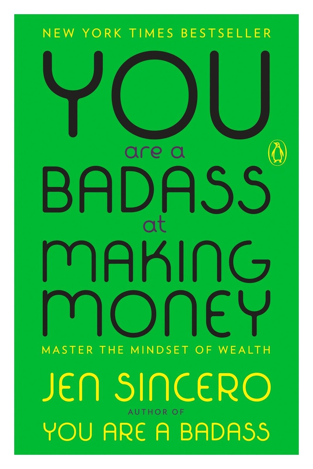 """Livro """"You Are a Badass at Making Money"""""""