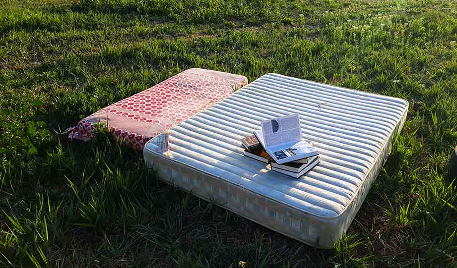 Recycle Your Old Mattress