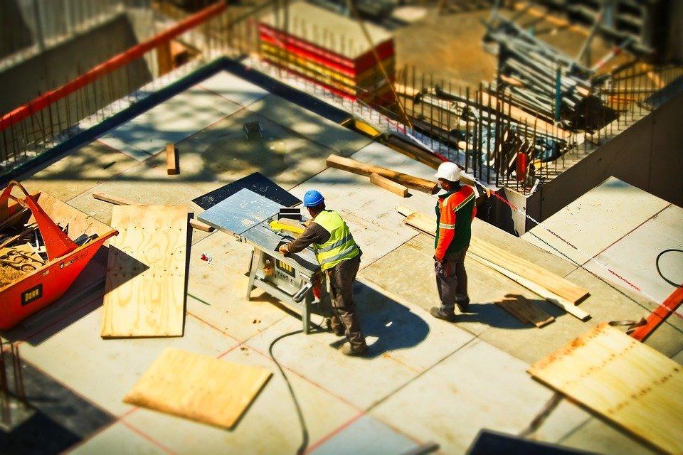 Construção, Site, Compilação, Trabalhos De Construção