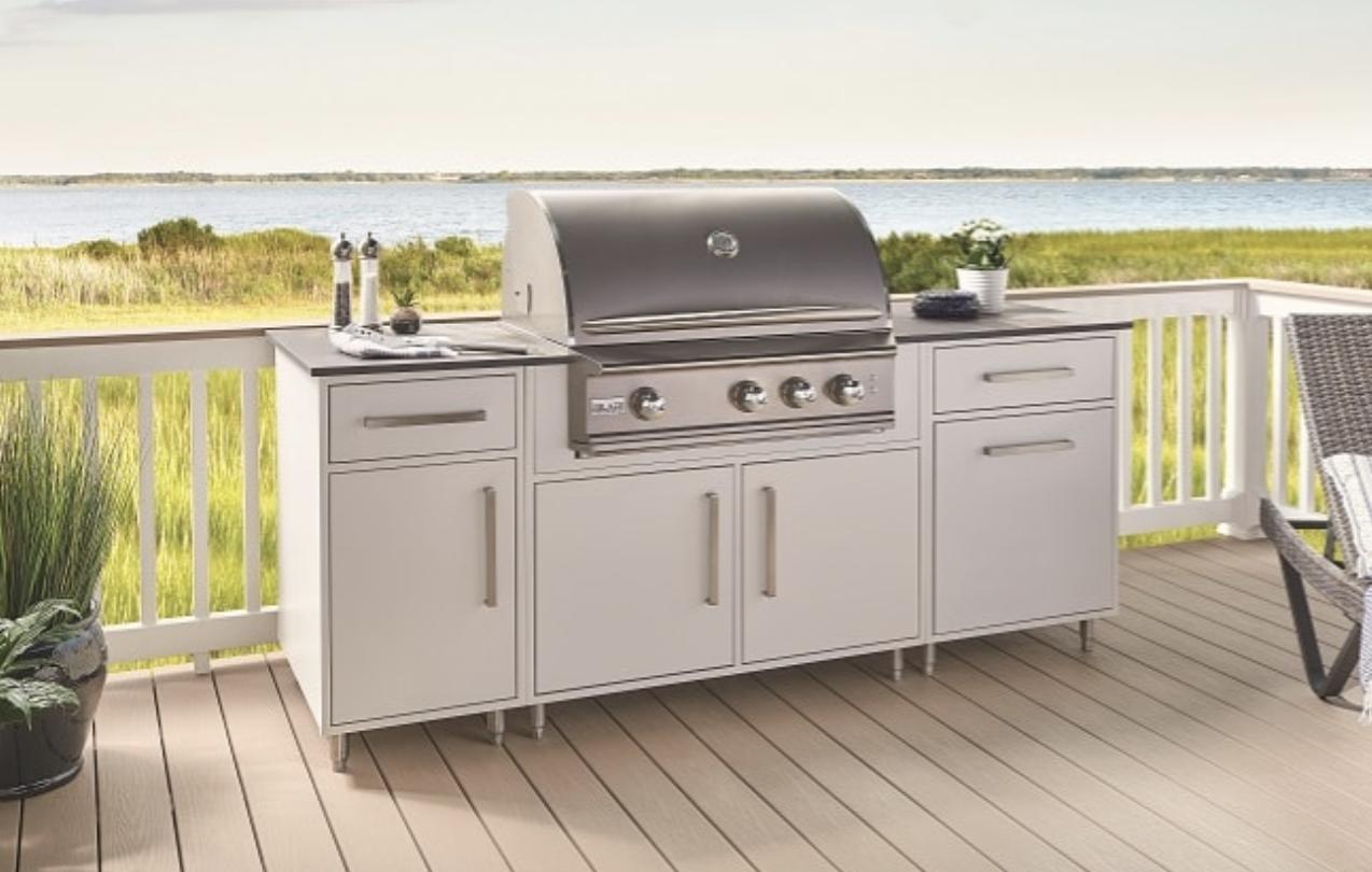 Wolf Endurance Cabinetry for kitchen redesign, Johnson Lumber, Maryland Kitchen Design