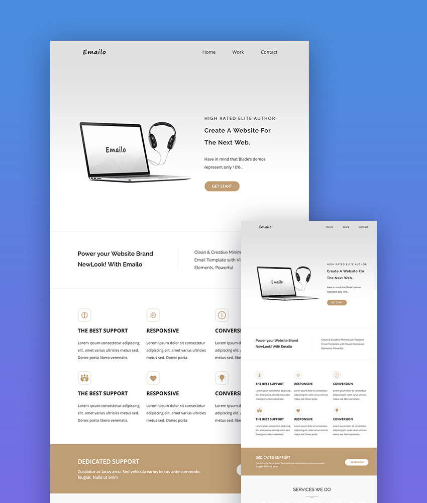 25 Best MailChimp Responsive Email Templates (2019 Newsletter Designs)