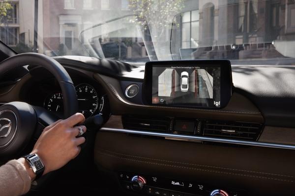 Nội thất của xe Mazda 6 2020 có sự thay đổi và khác biệt so với các mẫu xe trước kia