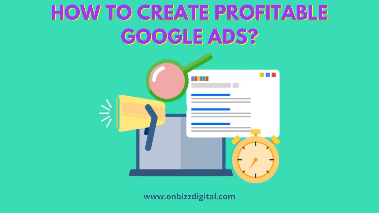 Profitable Google Ads