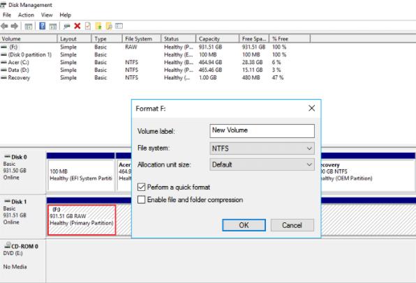 Managing Disk Manager