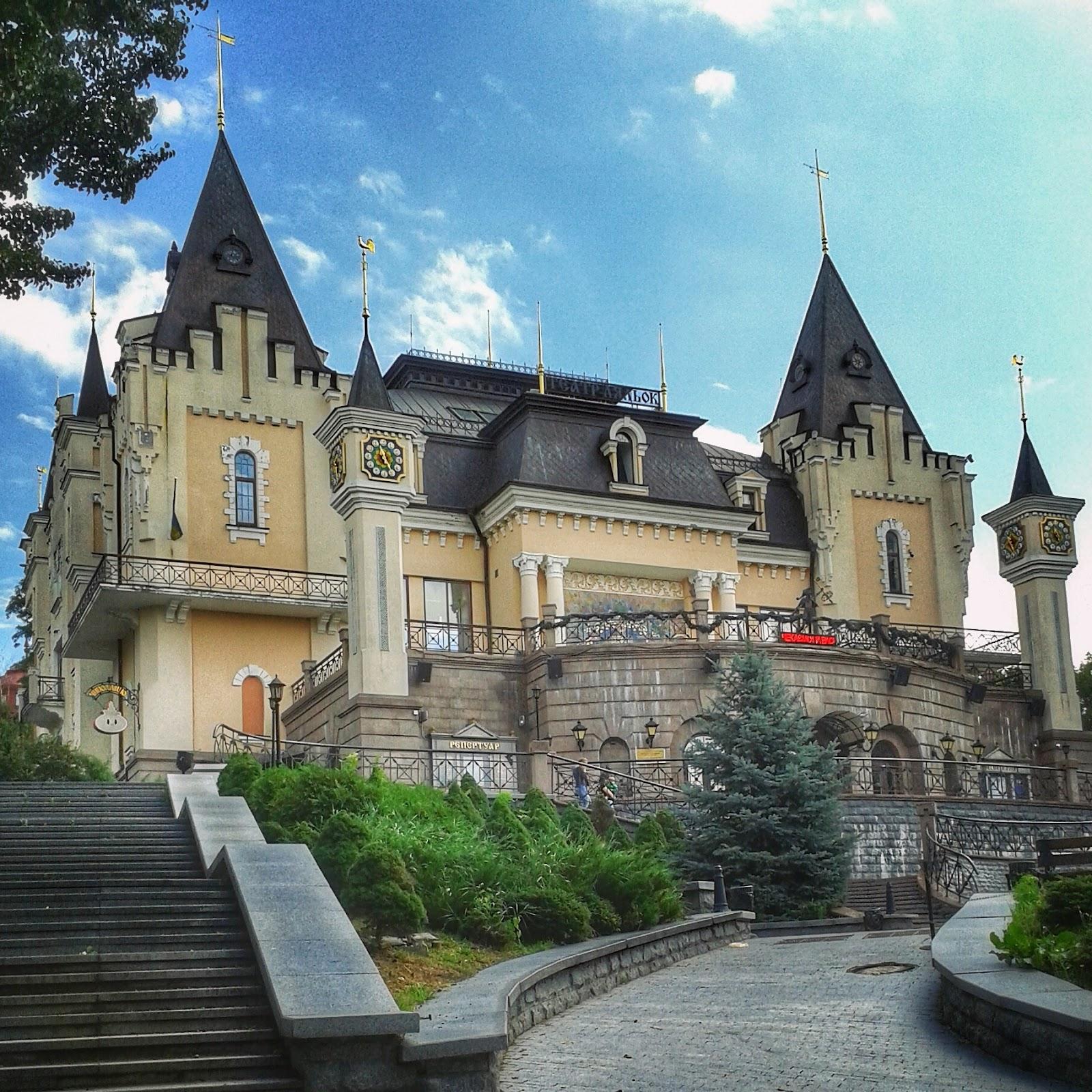 Ляльковий театр в Києві
