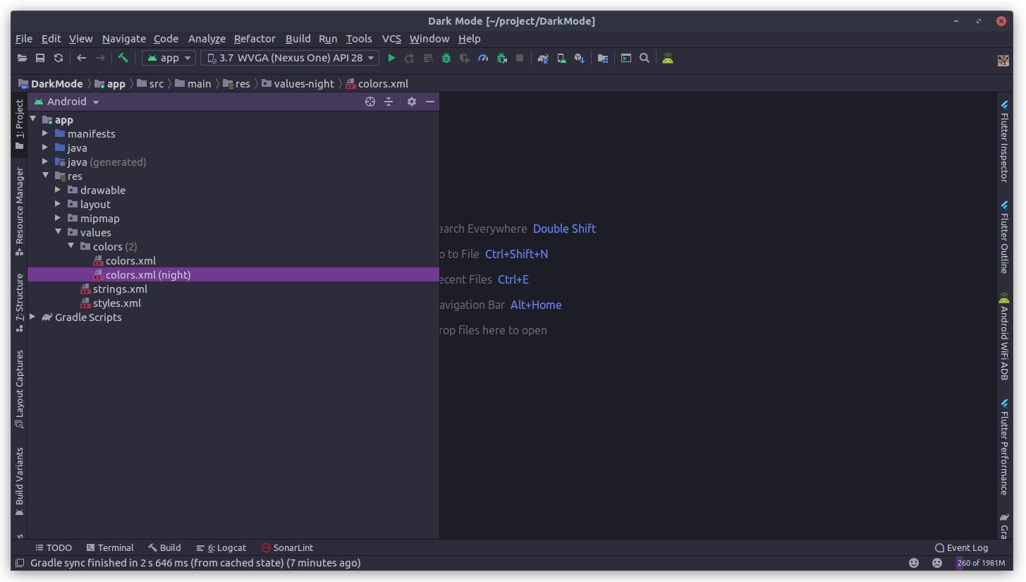 Android Studio dicoding