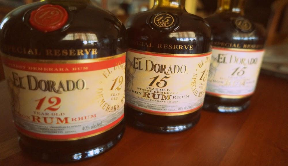 El Dorado's aged rums are one best rum in india which is cheap in the price List