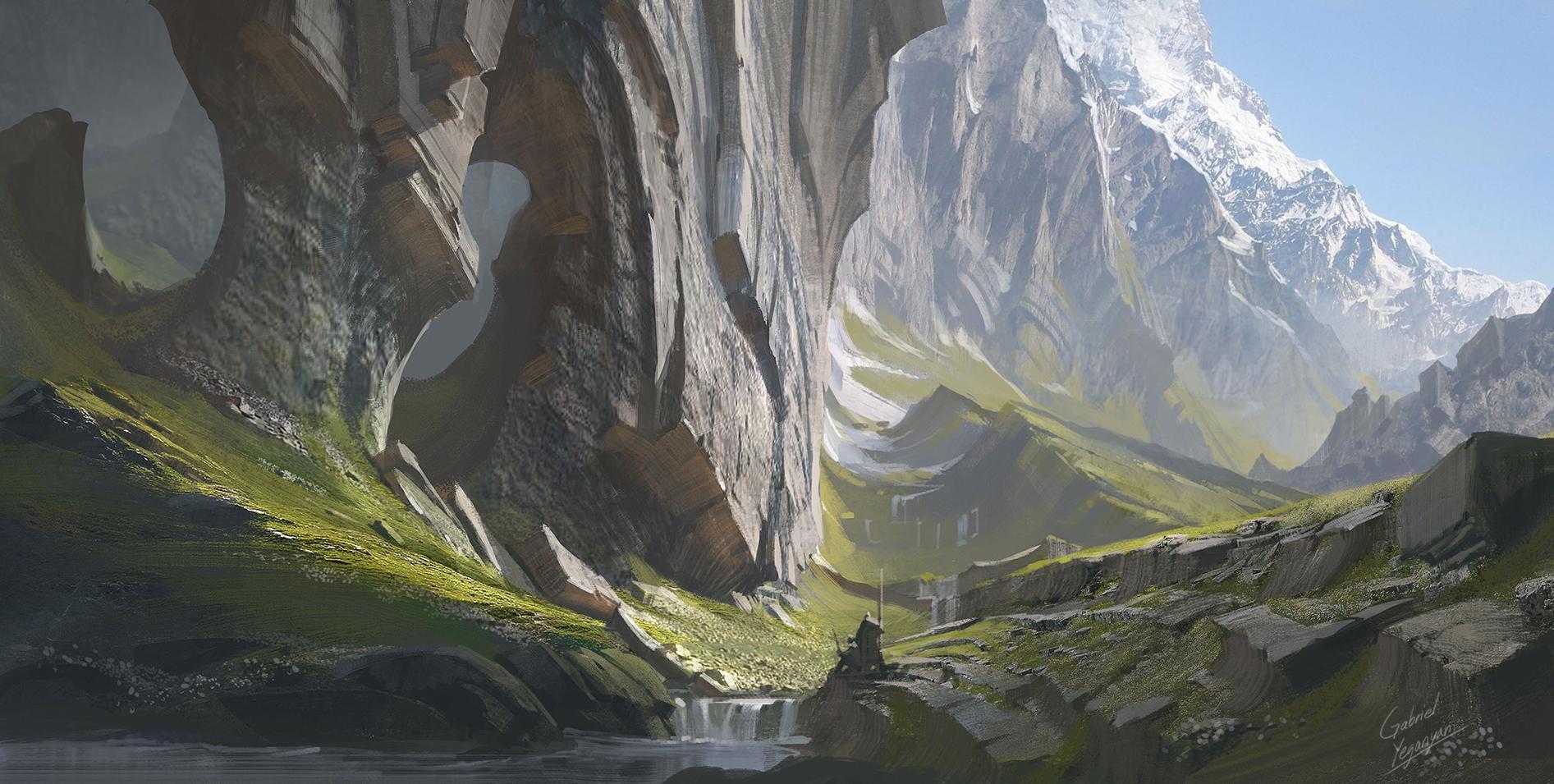 Foto de Gabriel Yeganyan® - Fuente: http://conceptartworld.com/artists/gabriel-yeganyan/