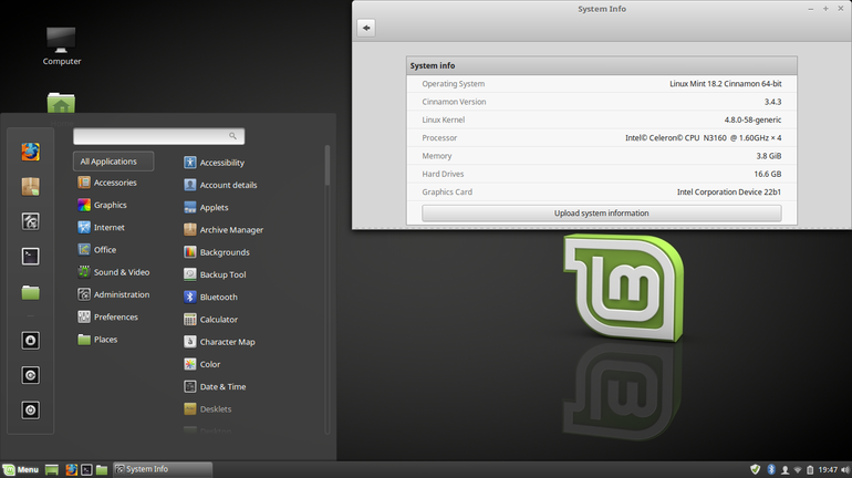 LINUX MINT - THE BEST DISTRO FOR BEGINNERS