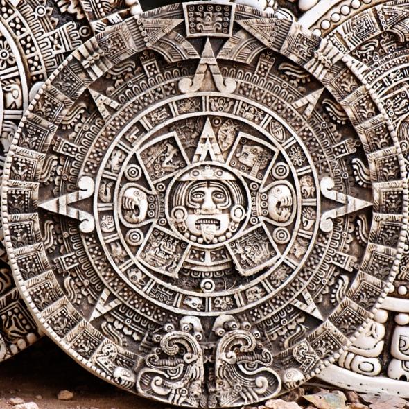 Mayan Compas
