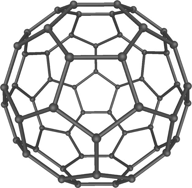 Buckminsterfullerene, C60