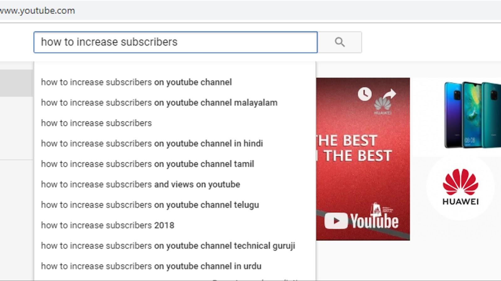 YouTube SEO 2019: How to Rank Your YouTube Videos 6 YouTube SEO