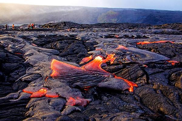 Volcanoes National Park image