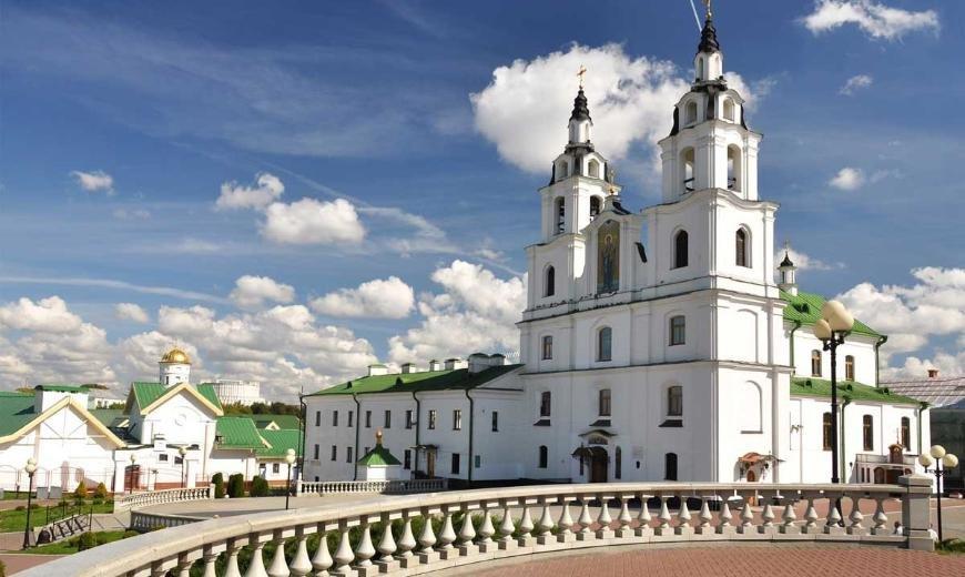 Кафедральний собор БПЦ Зішестя Святого Духа - фото 56987