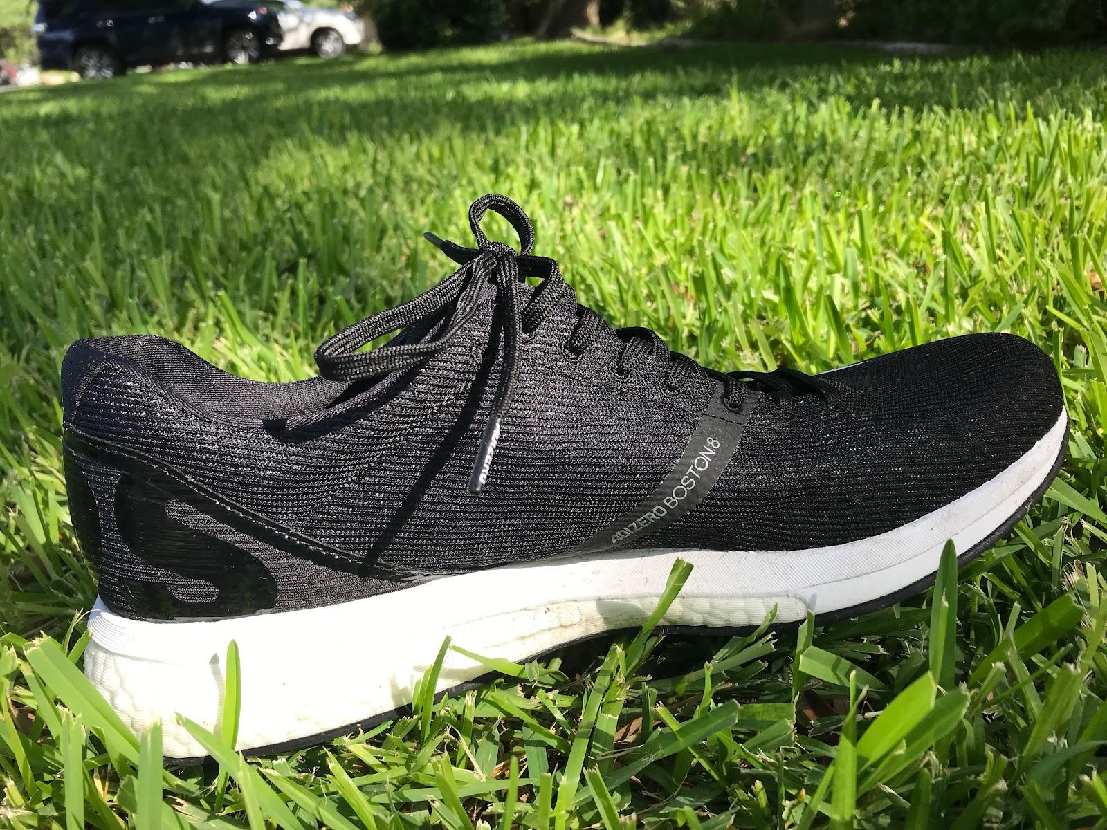 Road Trail Run: adidas adizero Boston 8 Review More than a
