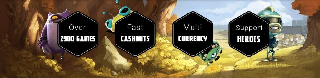 Bitstarz player bonuses