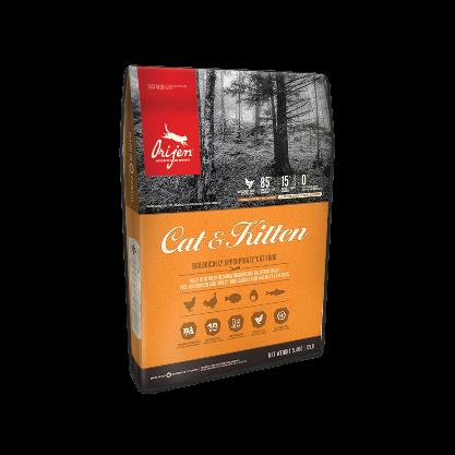 Orijen Cat & Kitten Cat Food 5.4kg