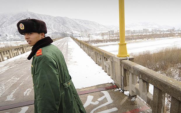 'Trung Quốc sẽ bỏ rơi Triều Tiên nếu chiến tranh xảy ra' - ảnh 1