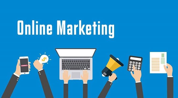 Thị trường về dịch vụ marketing online