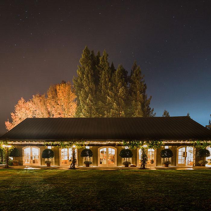 Trentadue Winery Venue room