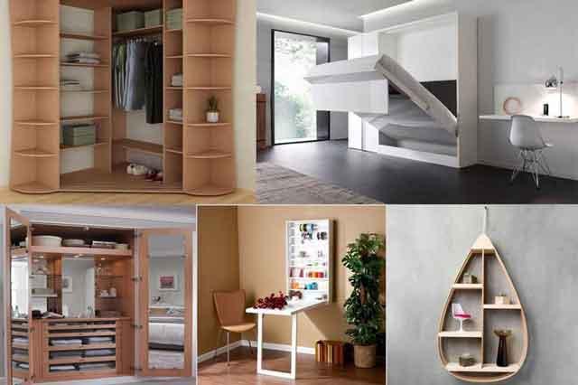 Một vài sản phẩm nội thất thông minh
