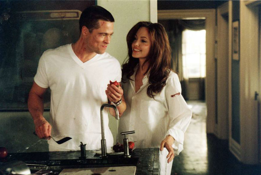 1. Mr. and Mrs. Smith, 2004.
