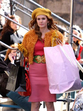 Cinematic Fashion: Confessions of a Shopaholic