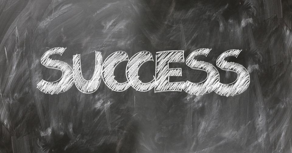 success in chalk