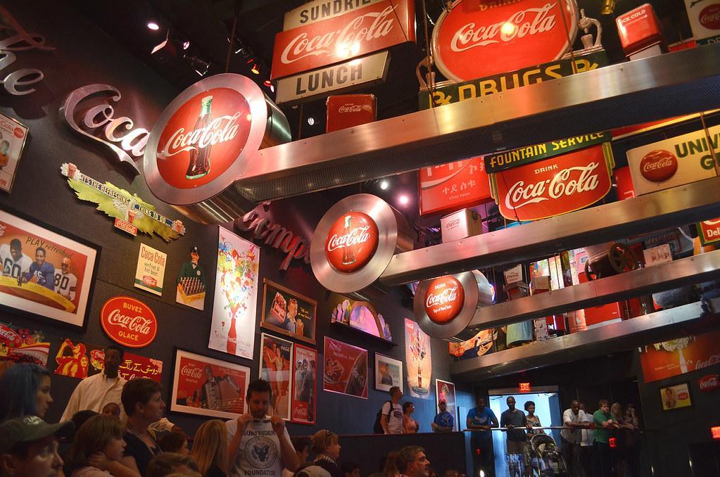 Coke-abilia | Scenes around the World of Coca-Cola museum in… | Flickr