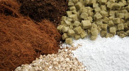 Mistura de substrato para cultivo indoor