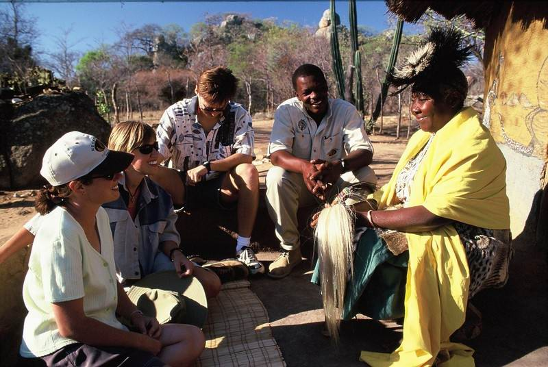 traditional healer near Big Cave