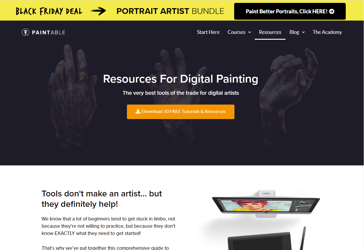 How to Learn Digital Art: The Best Digital Painting Courses for All Skill Levels