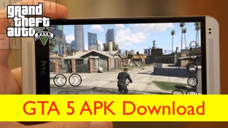 GTA5 download