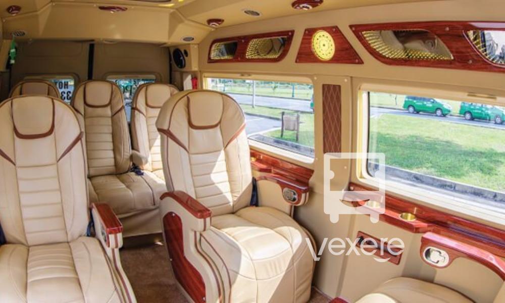 Xe limousine Hà Nội Quảng Ninh: Tâm Bảo Anh