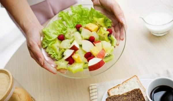 примерное меню здорового питания на неделю