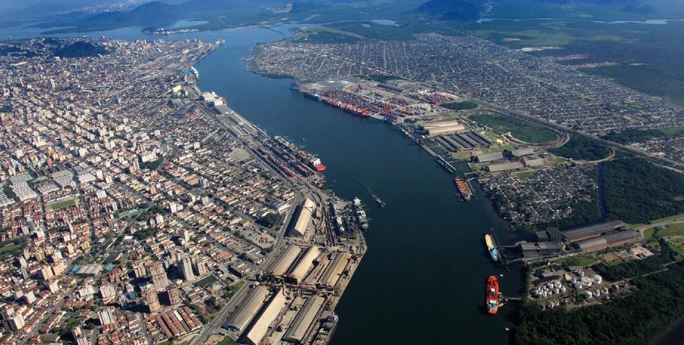 Ministro da Infraestrutura garante a aprovação do PDZ nos 'próximos dias' e obras no Porto de Santos