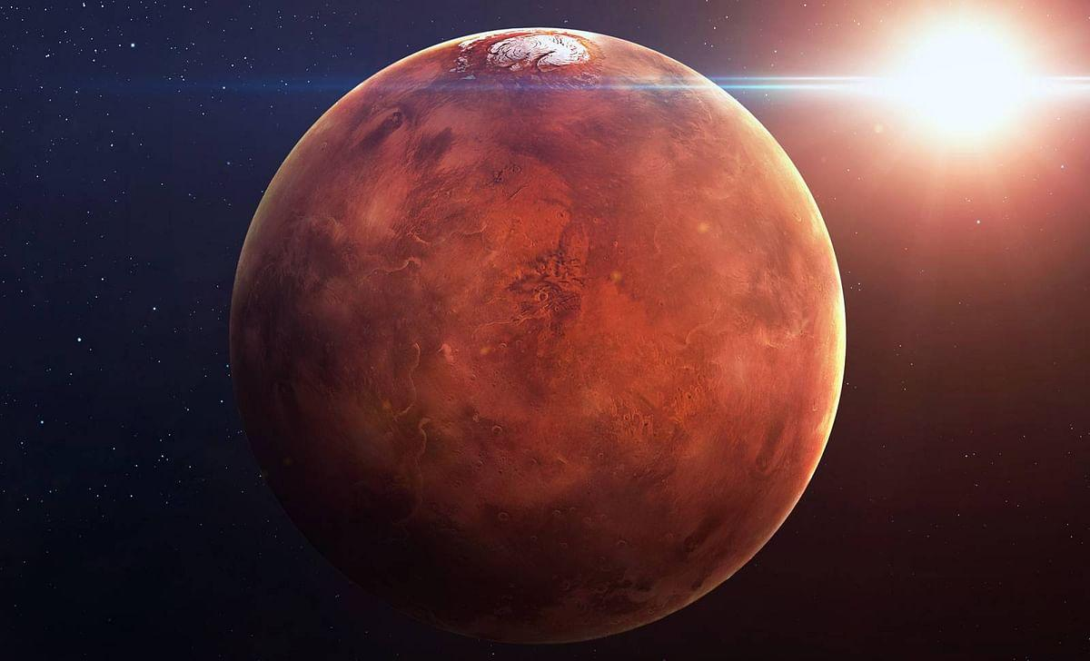Novel system can extract oxygen, fuel from salty water on Mars