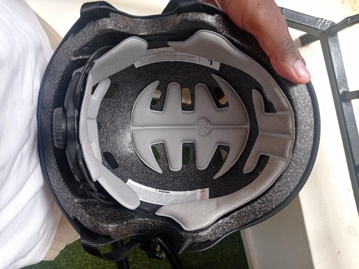 otudoormaster helmet inner liners